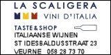 La Scaligera Italiaanse wijnen